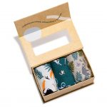 Protect rainforests gift box (3 pairs)